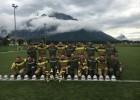 Gruppenfoto Feuerwehr Mariapfarr und Feuerwehr Lungötz