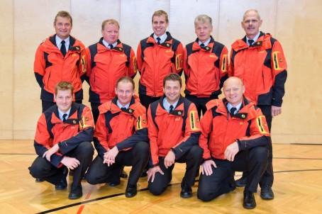 Alpingruppe 2016